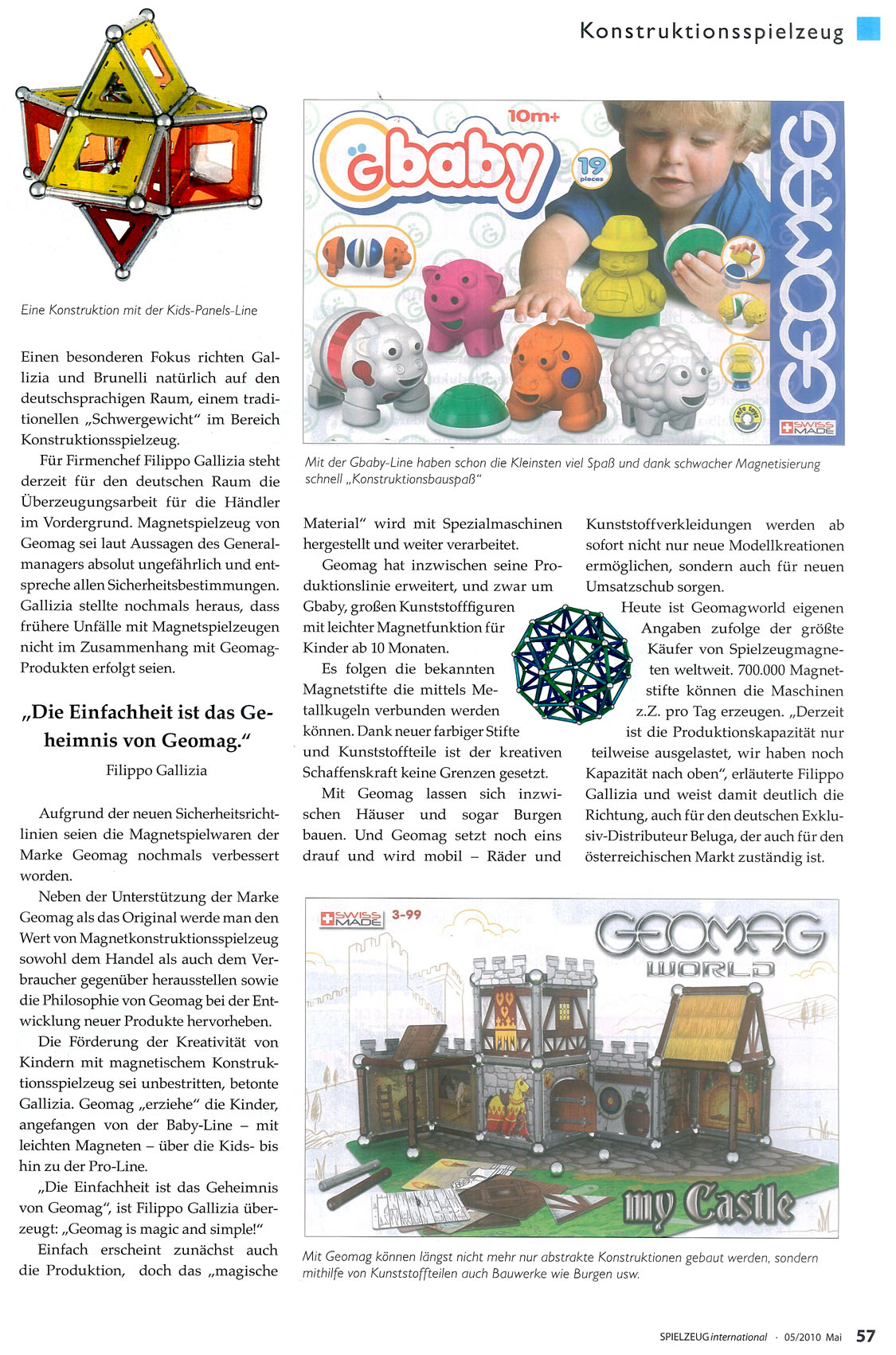 Geomag article page 2 - Spielzeug International May 2010.jpg