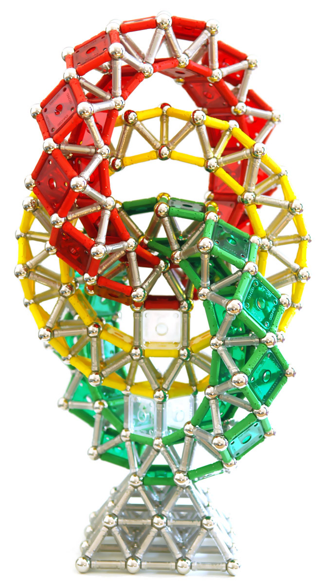 Geomag_Model_Team-Rings sculpture by Nicoletta Bormolini.jpg